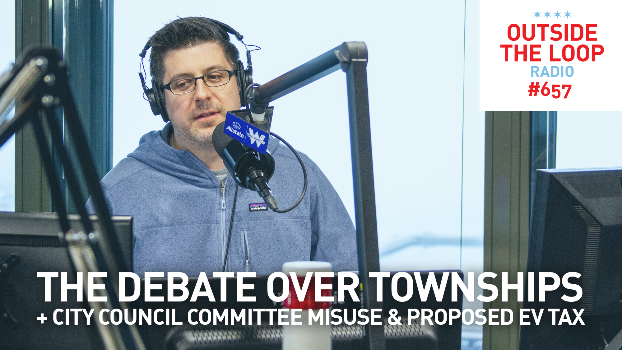 Mike Stephen discusses the possibility of eliminating townships in Illinois.