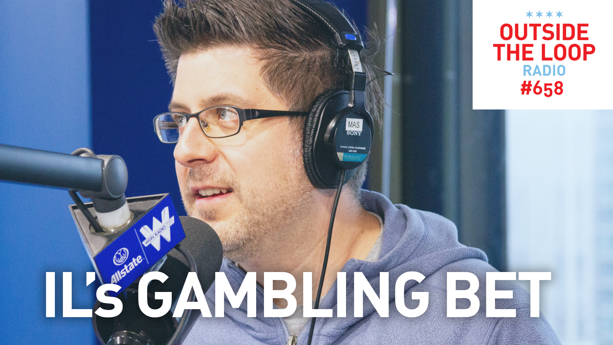 Mike Stephen learns about Illinois' gamble on video gaming.