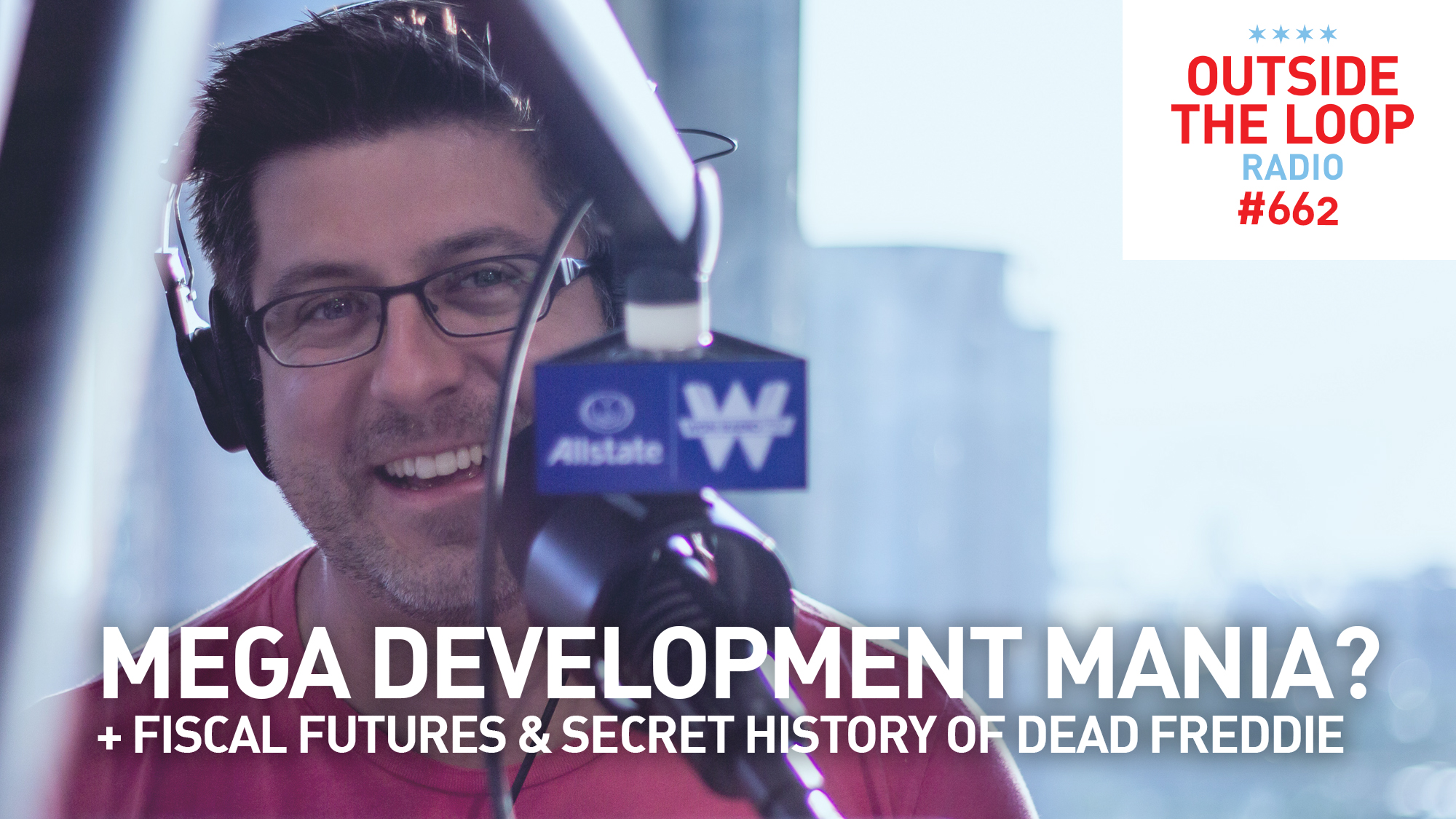 Mike Stephen discusses Chicago's obsession with mega-developments.