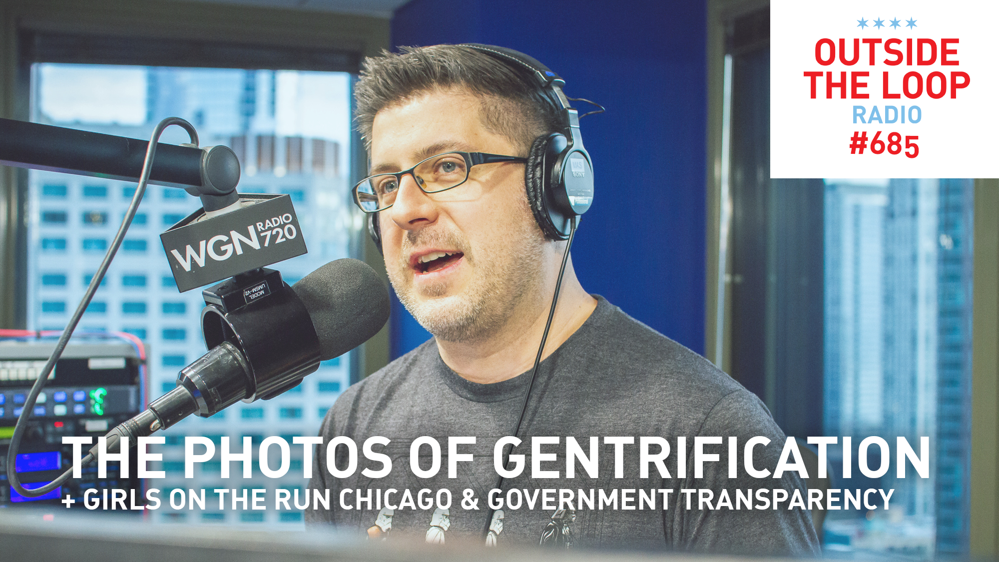 Mike Stephen discusses gentrification in Logan Square.