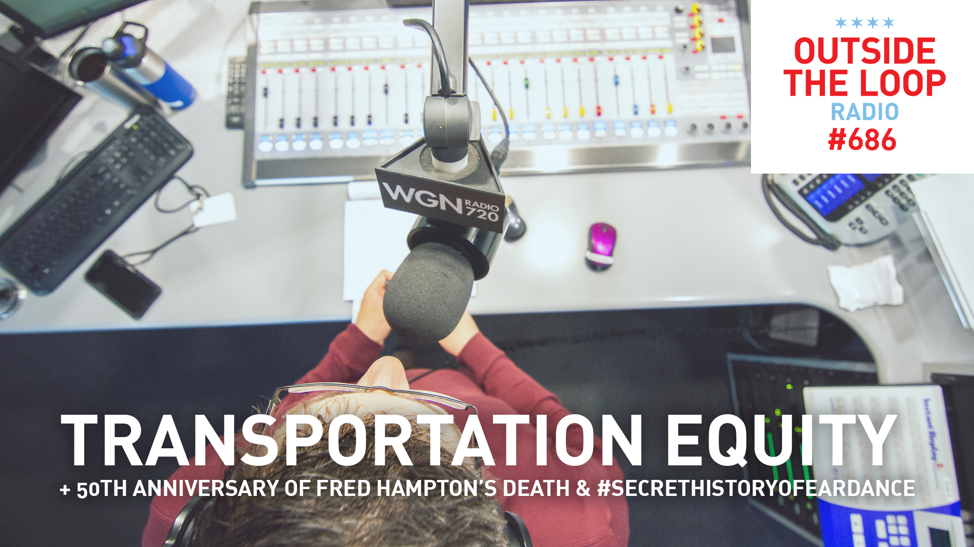 Mike Stephen discusses the significance of the 50th anniversary of the murder of Fred Hampton and Mark Clark.