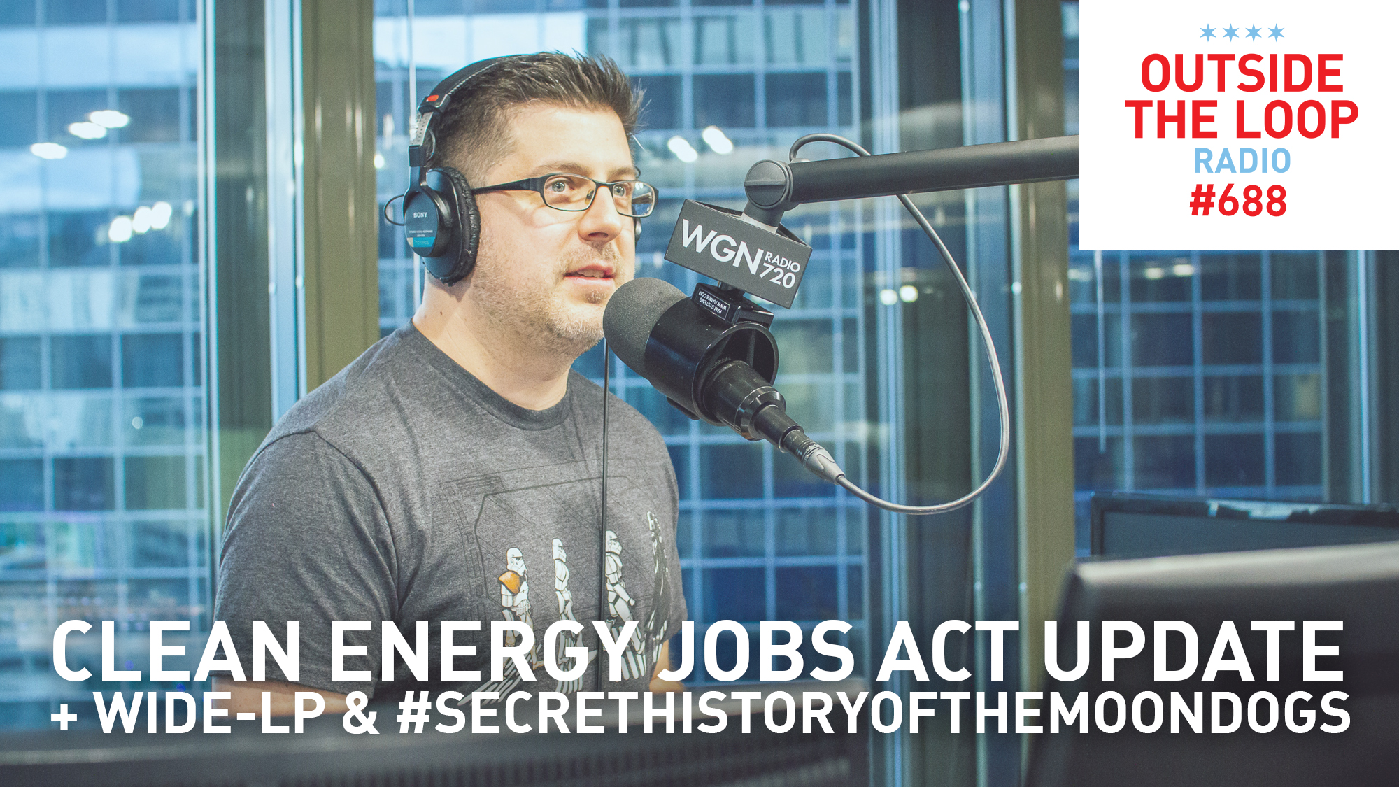 Mike Stephen discusses the Clean Energy Jobs Act.