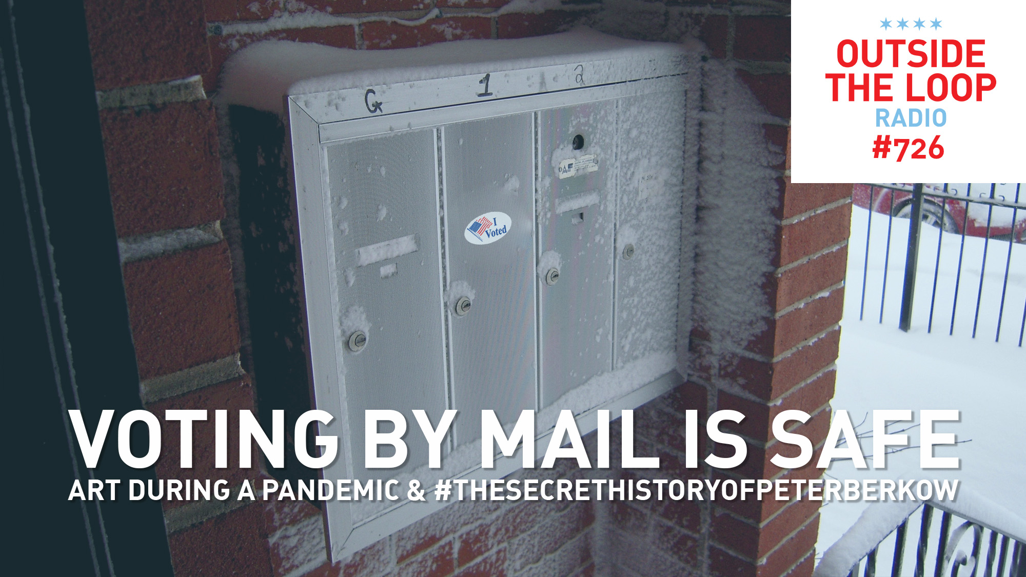 Mail in your ballots!