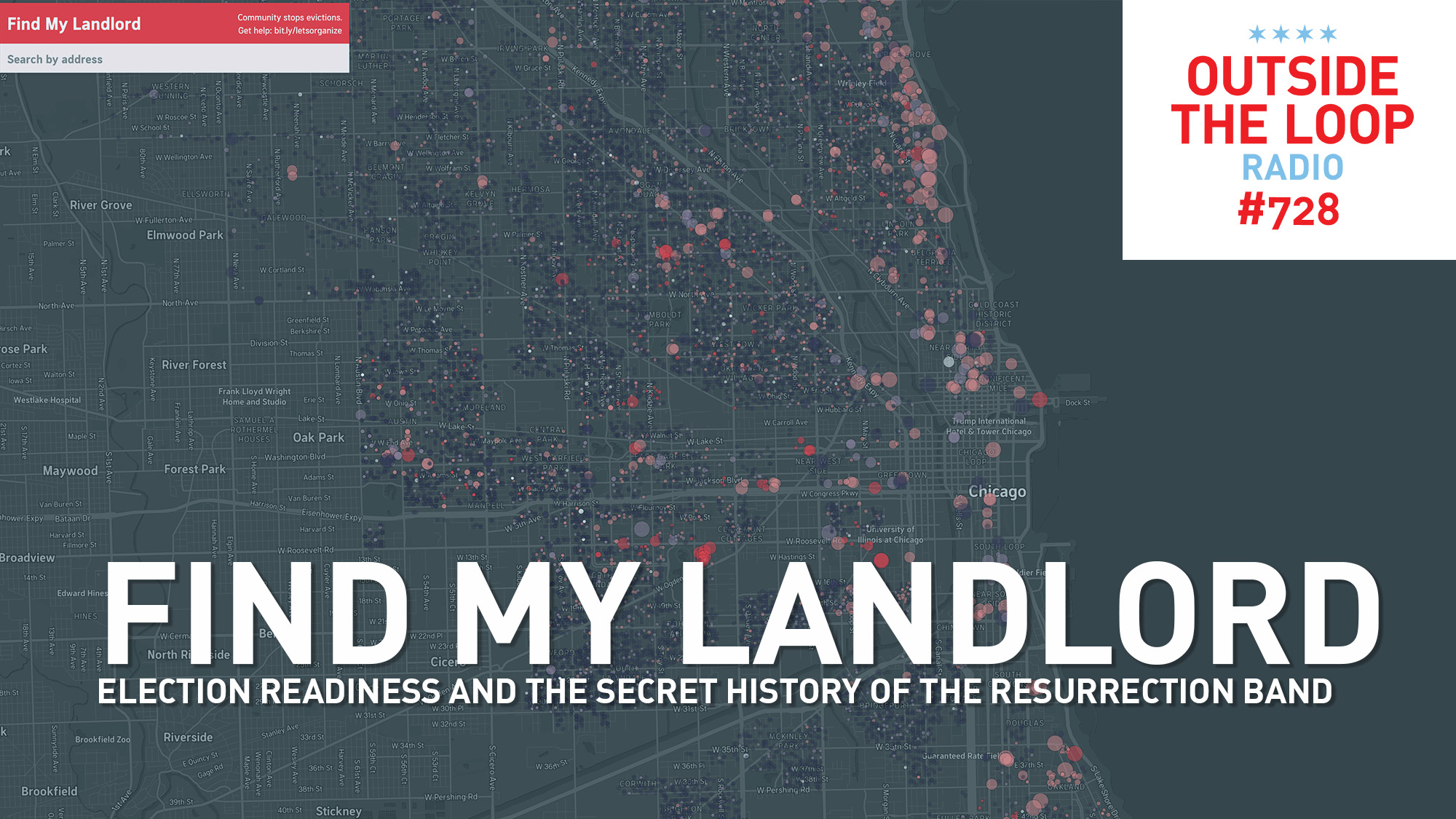 An image from the new interactive Find My Landlord site.