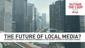 What is the future of local media?