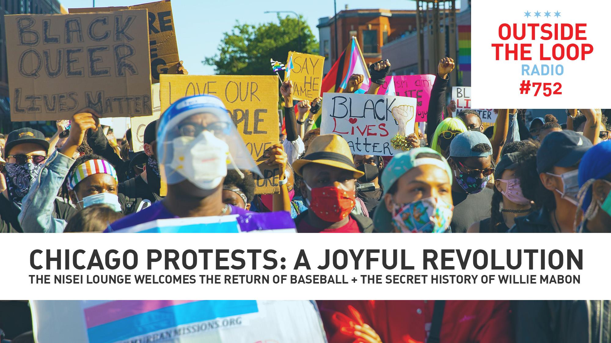 Vashon Jordan Jr. documents local protests. (Photo Credit: Vashon Jordan Jr. Used with permission.)