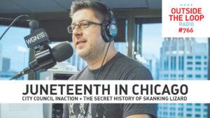 OTL host Mike Stephen.