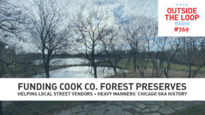 The Cook County Forest Preserve system is a local treasure. (Photo credit: Mike Stephen/WGN Radio)