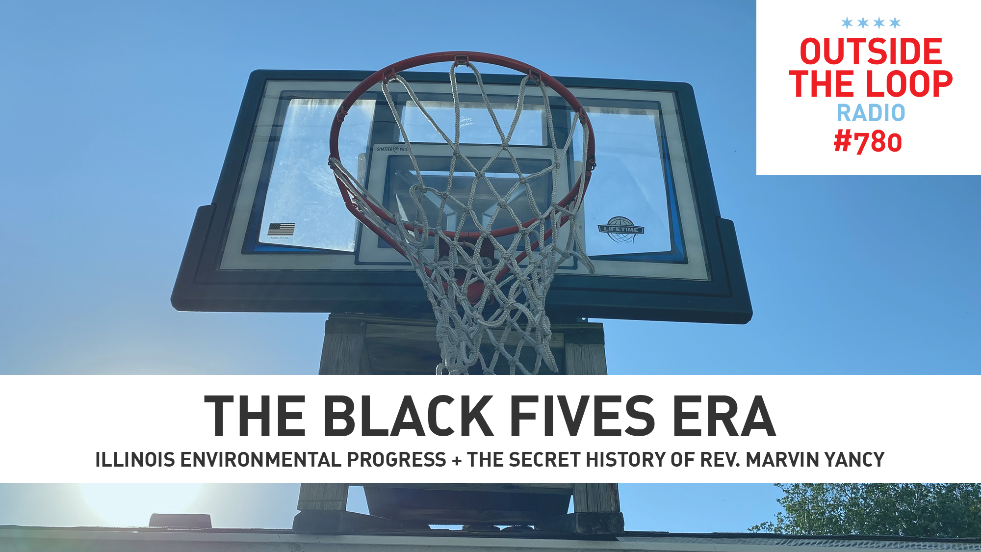The Black Fives Era influenced basketball as we know it today. (Photo credit: Mike Stephen/WGN Radio)